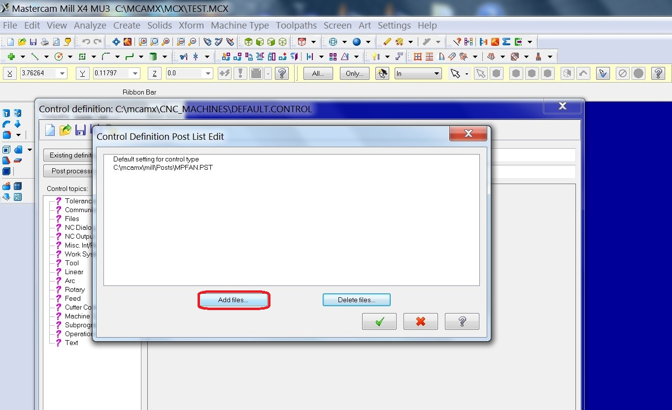 Mastercam siemens Post processor Download