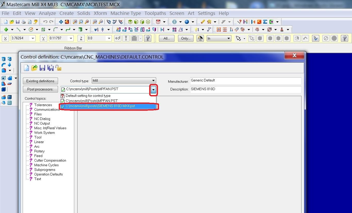 Edgecam Post processor training manual